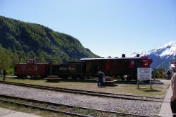 White Pass train in Skagway.jpg