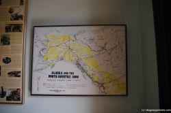 Alaska and North country 1898 map in Skagway.jpg