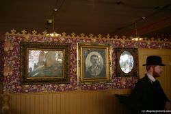 Pictures in the Skagway mascot saloon.jpg