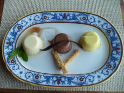 Pudding dessert at the La Cucina restaurant on the NCL Pearl.jpg