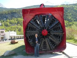 David in front of a turbine in Skagway.jpg