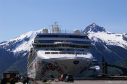 Cruise Ships that Visit Skagway Alaska
