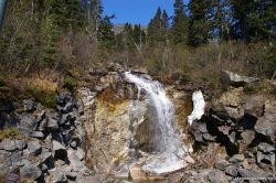 Skagway Waterfalls