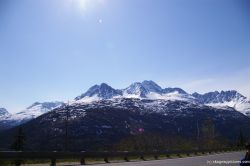 Skagway Mountains