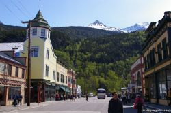 Skagway Stores and Shopping